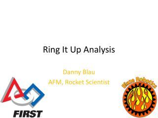 Ring It Up Analysis