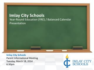 Imlay City Schools