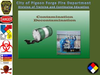 Contamination and Decontamination