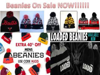 Beanies On Sale NOW!!!!!!