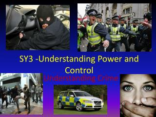 SY3 -Understanding Power and Control