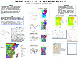 A Cluster-Based Framework for Land Cover Classification and Change Detection