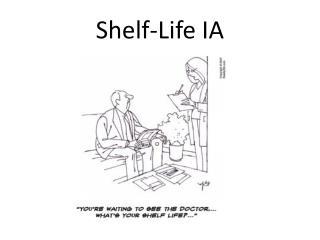 Shelf-Life IA
