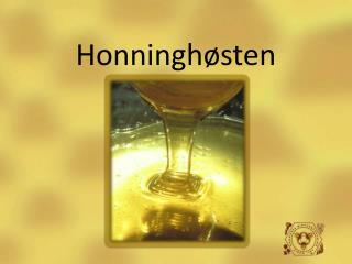 Honninghøsten