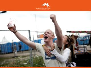 Roskilde Festival er skabt og bygget af frivillige�