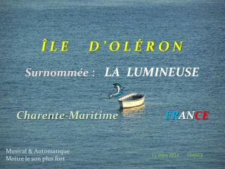 L  glise  Le Ch teau-d Ol ron  Fontaine renaissance