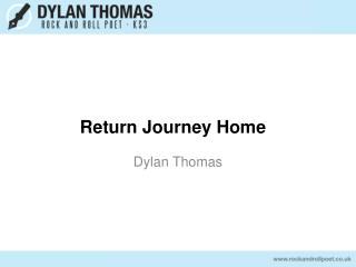Return Journey Home