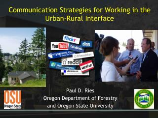 Communication Strategies for Working in the Urban-Rural Interface