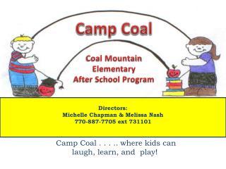Camp Coal
