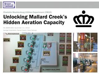 Unlocking Mallard Creek's Hidden Aeration Capacity