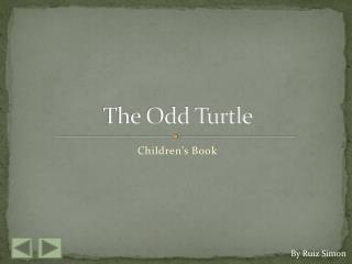 The Odd Turtle