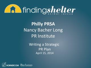 Philly PRSA Nancy  Bacher  Long  PR Institute