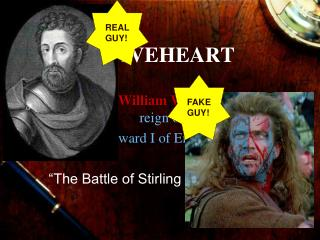 an analysis of william wallace The following analysis reveals a comprehensive look at the storyform for braveheart unlike most of the analysis found here—which simply lists the unique individual story appreciations—this in-depth study details the actual encoding for each structural item william wallace.