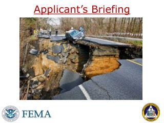Applicant s Briefing