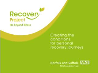 What does  recovery mean