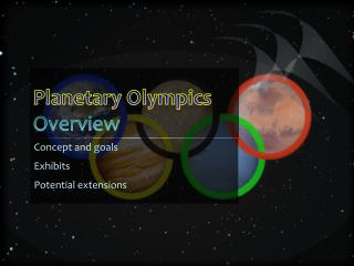 Planetary Olympics  Overview
