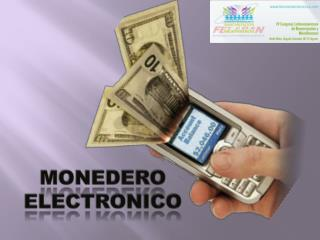 Monedero  electronico