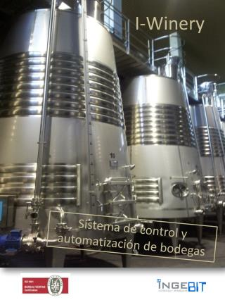 Sistema de control y  automatización de bodegas