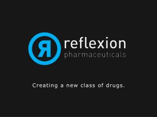 Creating  a new class of  drugs.