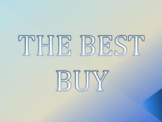 THE BEST  BUY