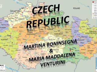 CZECH REPUBLIC Martina  Boninsegna & Maria Maddalena Venturini
