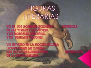 YO SE  LOS NOMBRES EXTRAÑOS          HIPERBOLE DE LAS YERBAS Y LAS FLORES,