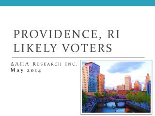 Providence, RI Likely Voters
