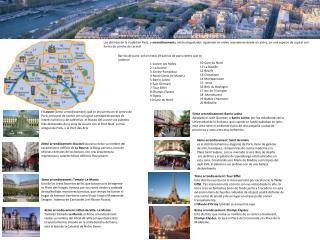 3ème  arrondissement : Temple- Le  Marais