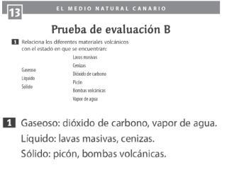Ecosistemas o pisos de vegetación en las vertientes orientadas al norte: