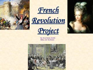 French Revolution Project