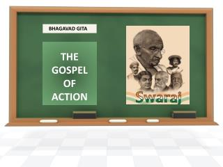 THE GOSPEL  OF  ACTION