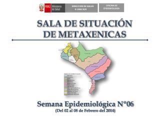 Semana Epidemiológica Nº06 (Del 02 al 08 de Febrero del 2014)