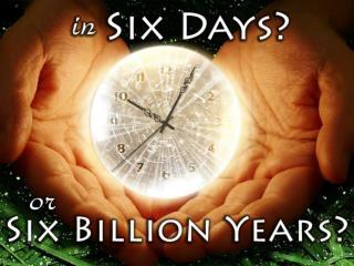 Examining the Day-Age Theory