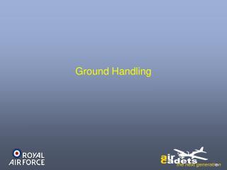 Ground Handling