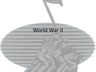 W orld War II