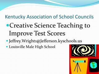 Kentucky Association of School Councils