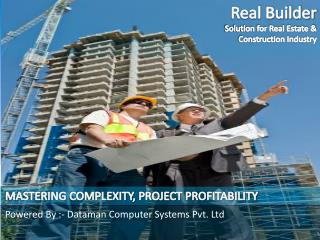 Build your Business Growth on the ground of Dataman's ERP Solutions