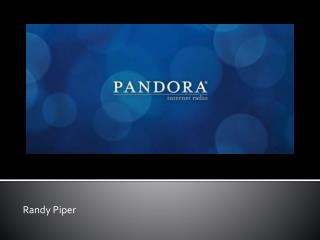 Randy Piper