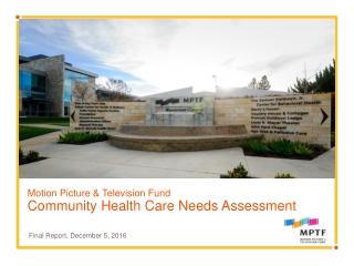 Hospitals and Community Health  Development
