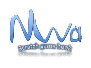 Scratch game book