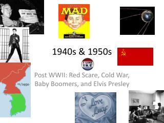 1940s & 1950s