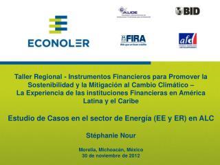 Línea de crédito República Dominicana IFC/Banco BHD