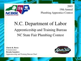 N.C. Department of Labor