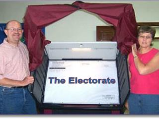 The  Electorate