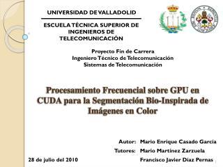 UNIVERSIDAD DE VALLADOLID