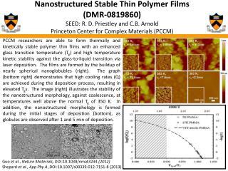 Guo  et al .,  Nature Materials,  DOI:10.1038/ nmat3234 (2012)
