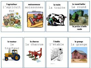 l 'agriculteur l'agriculteur