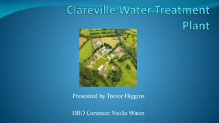 Clareville  Water Treatment Plant