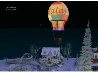 Click balloon  to start video