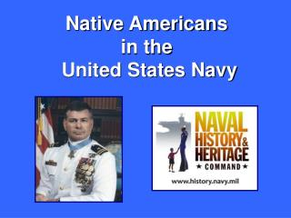 Native Americans  in the  United States Navy